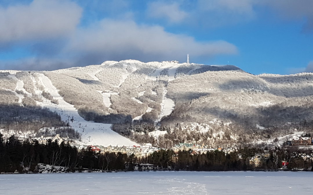 A CONDO IN PEDESTRIAN VILLAGE OF TREMBLANT?